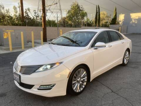 2013 Lincoln MKZ for sale at Hunter's Auto Inc in North Hollywood CA