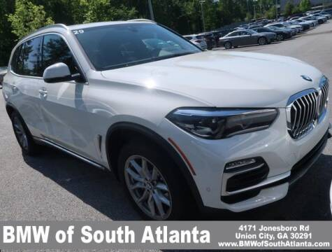 2021 BMW X5 for sale at Carol Benner @ BMW of South Atlanta in Union City GA