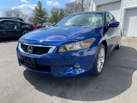 2008 Honda Accord for sale at SOUTH SHORE AUTO GALLERY, INC. in Abington MA