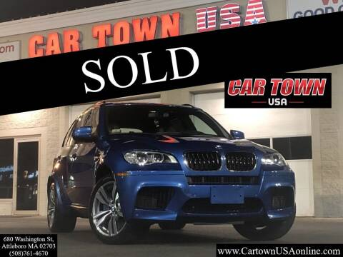 2013 BMW X5 M for sale at Car Town USA in Attleboro MA