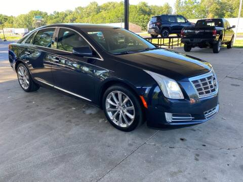 2014 Cadillac XTS for sale at GABBY'S AUTO SALES in Valparaiso IN
