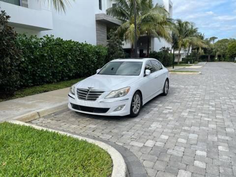 2014 Hyundai Genesis for sale at CARSTRADA in Hollywood FL