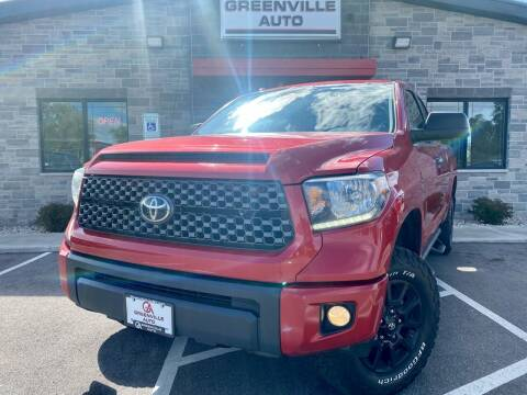 2019 Toyota Tundra for sale at GREENVILLE AUTO in Greenville WI