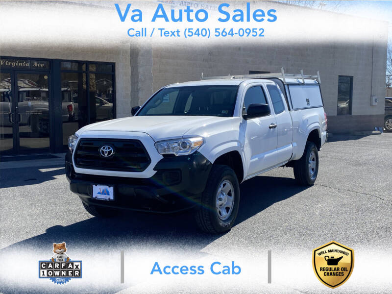 2017 Toyota Tacoma for sale at Va Auto Sales in Harrisonburg VA