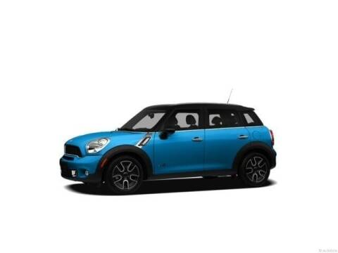 2012 MINI Cooper Countryman for sale at Terry Lee Hyundai in Noblesville IN