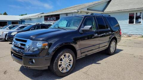 2012 Ford Expedition for sale at JR Auto in Brookings SD