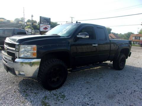 2007 Chevrolet Silverado 2500HD for sale at JEFF MILLENNIUM USED CARS in Canton OH