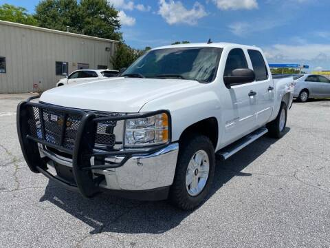 2013 Chevrolet Silverado 1500 for sale at Brewster Used Cars in Anderson SC