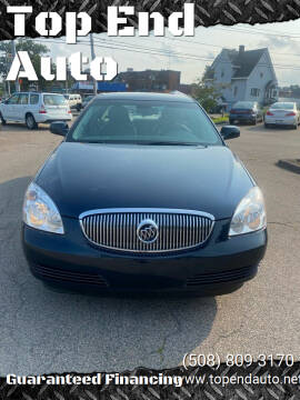 2009 Buick Lucerne for sale at Top End Auto in North Attleboro MA