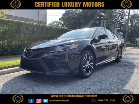 2019 Toyota Camry for sale at Certified Luxury Motors in Great Neck NY