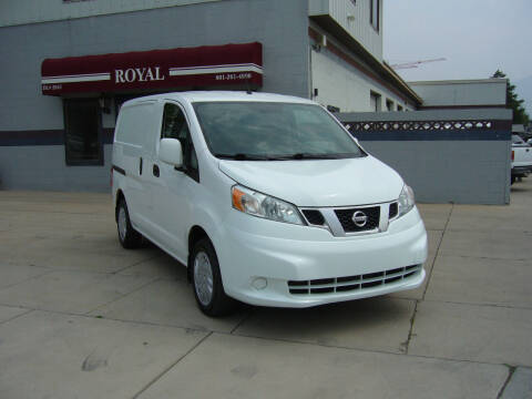 2017 Nissan NV200 for sale at Royal Auto Inc in Murray UT
