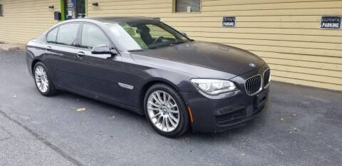 2015 BMW 7 Series for sale at Cars Trend LLC in Harrisburg PA