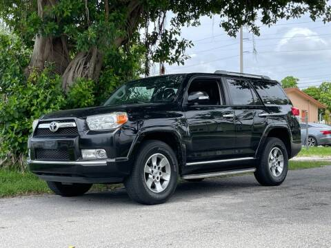 2013 Toyota 4Runner for sale at Auto Direct of South Broward in Miramar FL