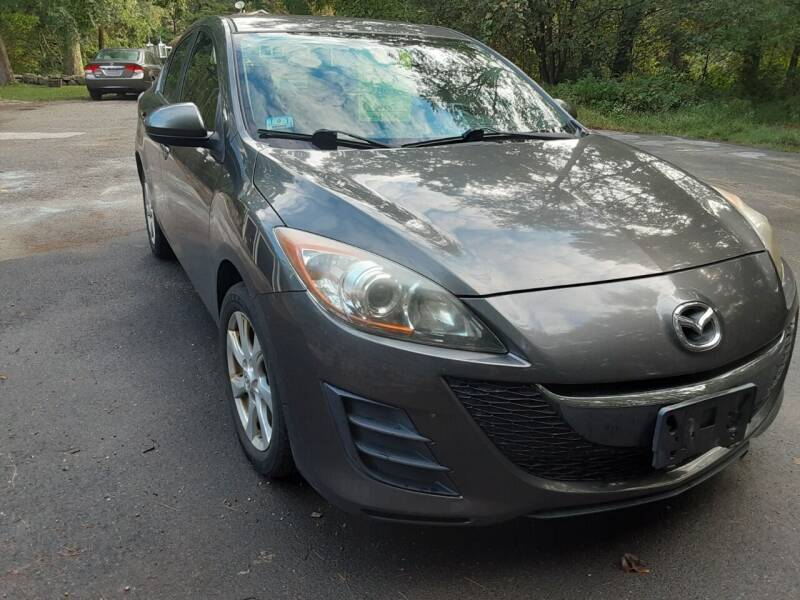 2010 Mazda MAZDA3 for sale at Cappy's Automotive in Whitinsville MA