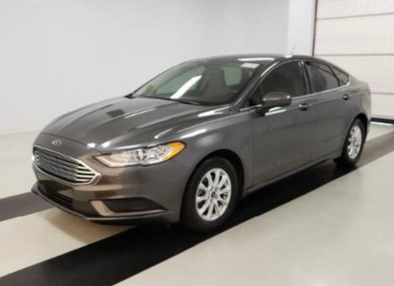 2017 Ford Fusion for sale at Nasco Automotive Group in Peachtree Corners GA
