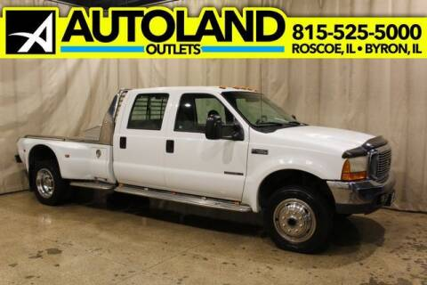1999 Ford F-450 Super Duty for sale at AutoLand Outlets Inc in Roscoe IL