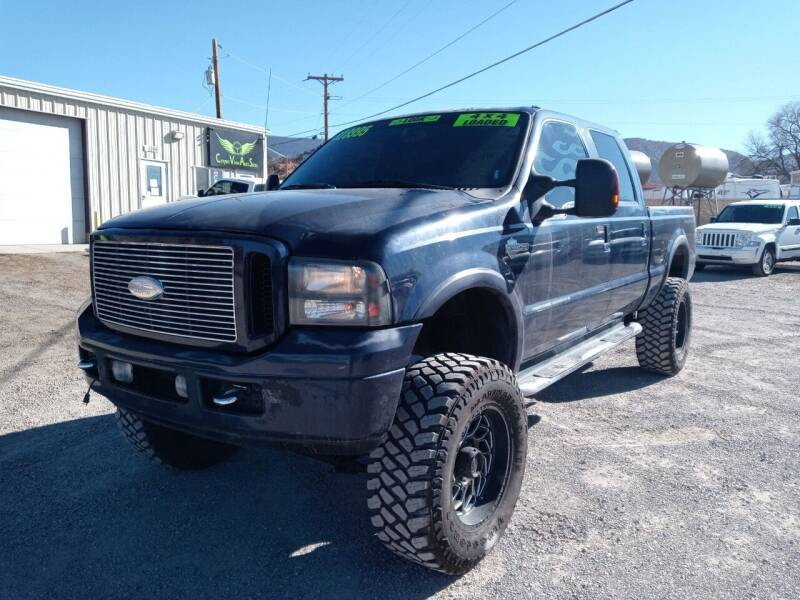 2005 Ford F-250 Super Duty for sale at Canyon View Auto Sales in Cedar City UT