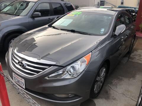 2014 Hyundai Sonata for sale at Excelsior Motors , Inc in San Francisco CA