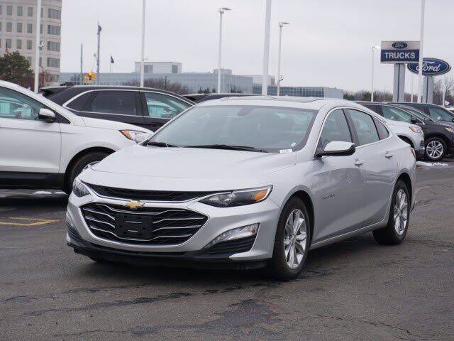 2020 Chevrolet Malibu for sale at Work With Me Dave in Southfield MI