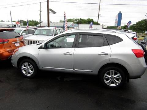 2012 Nissan Rogue for sale at American Auto Group Now in Maple Shade NJ