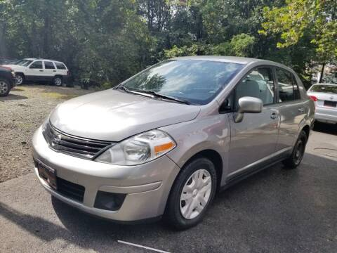 2011 Nissan Versa for sale at The Car House in Butler NJ