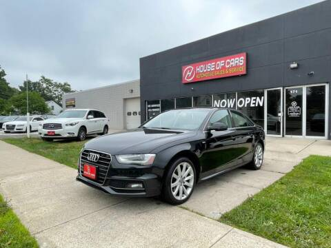 2014 Audi A4 for sale at HOUSE OF CARS CT in Meriden CT