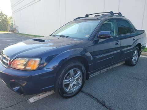 2005 Subaru Baja for sale at Dulles Motorsports in Dulles VA