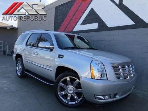 2014 Cadillac Escalade for sale at Auto Republic Fullerton in Fullerton CA