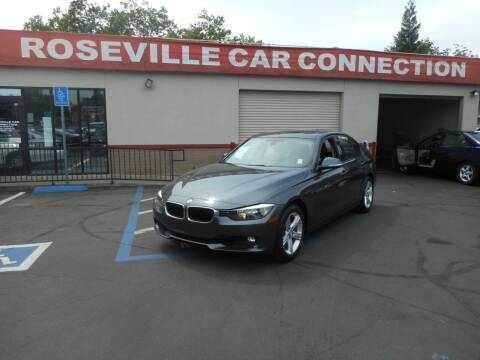 2015 BMW 3 Series for sale at ROSEVILLE CAR CONNECTION in Roseville CA