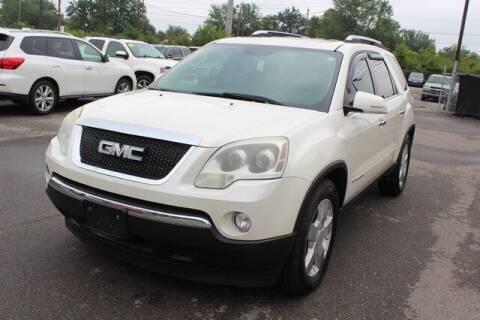 2008 GMC Acadia for sale at Road Runner Auto Sales WAYNE in Wayne MI