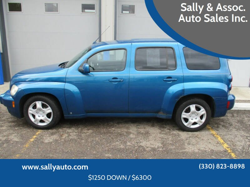 2010 Chevrolet HHR for sale at Sally & Assoc. Auto Sales Inc. in Alliance OH