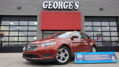 2014 Ford Taurus for sale at George's Used Cars - Pennsylvania & Allen in Brownstown MI
