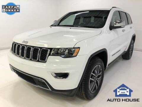 2019 Jeep Grand Cherokee for sale at Auto House Phoenix in Peoria AZ