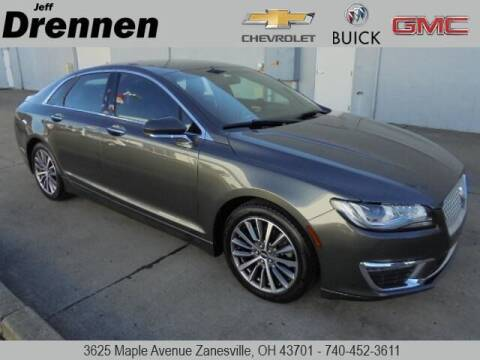 2018 Lincoln MKZ for sale at Jeff Drennen GM Superstore in Zanesville OH