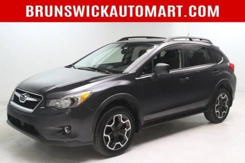 2013 Subaru XV Crosstrek for sale at Brunswick Auto Mart in Brunswick OH