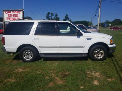 2000 Ford Expedition for sale at CAR-MART AUTO SALES in Maryville TN