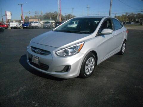 2017 Hyundai Accent for sale at Windsor Auto Sales in Loves Park IL