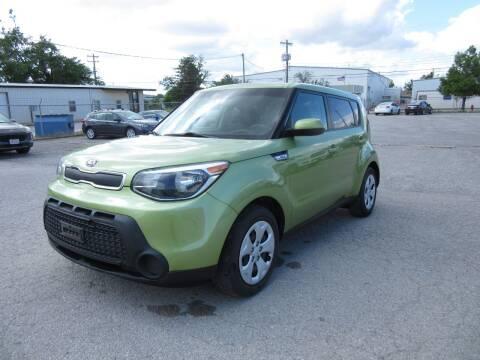 2015 Kia Soul for sale at Grays Used Cars in Oklahoma City OK