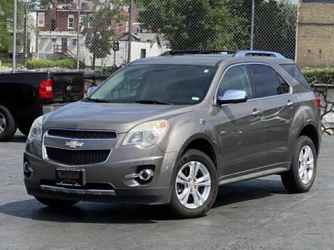 2011 Chevrolet Equinox for sale at Kugman Motors in Saint Louis MO