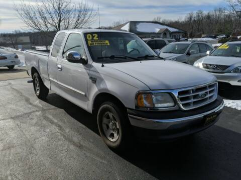 2002 Ford F-150 for sale at Kwik Auto Sales in Kansas City MO