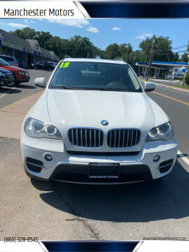 2013 BMW X5 for sale at Manchester Motors in Manchester CT