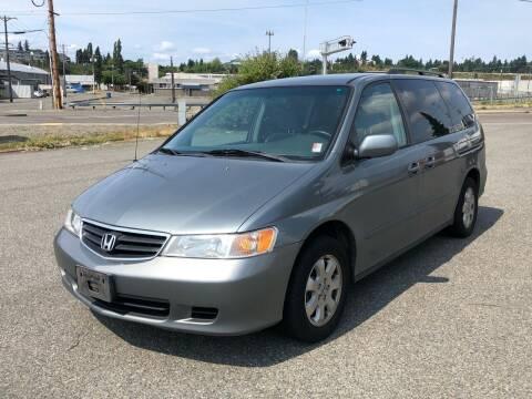 2002 Honda Odyssey for sale at South Tacoma Motors Inc in Tacoma WA