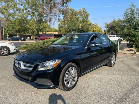 2015 Mercedes-Benz C-Class for sale at All Cars & Trucks in North Highlands CA