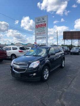 2012 Chevrolet Equinox for sale at US 24 Auto Group in Redford MI