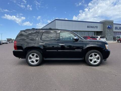 2008 Chevrolet Tahoe for sale at Schulte Subaru in Sioux Falls SD