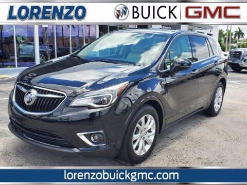 2020 Buick Envision for sale at Lorenzo Buick GMC in Miami FL