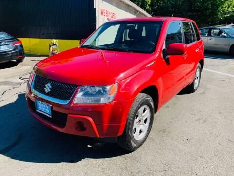2012 Suzuki Grand Vitara for sale at Sport Motive Auto Sales in Seattle WA