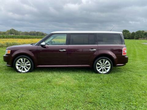 2011 Ford Flex for sale at Wendell Greene Motors Inc in Hamilton OH