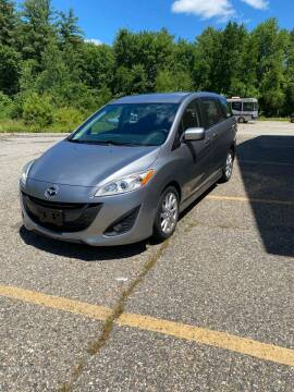 2012 Mazda MAZDA5 for sale at Cars R Us Of Kingston in Kingston NH