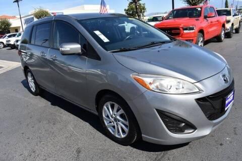 2014 Mazda MAZDA5 for sale at DIAMOND VALLEY HONDA in Hemet CA